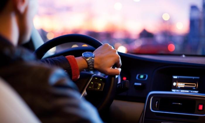 Mơ lái ô tô chở người yêu đi chơi