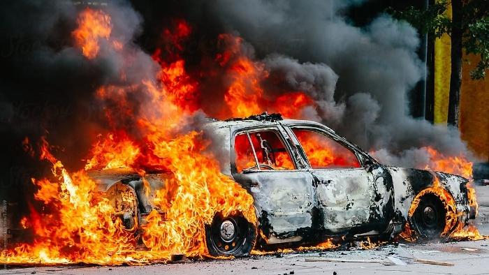 Mơ ô tô cháy dự báo trong tương lai gần sẽ xảy ra với bạn