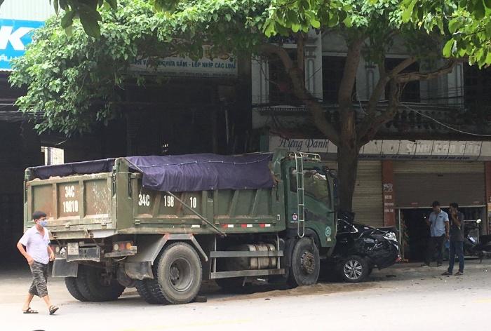 Mộng thấy mình lái xe tải đâm chết người yêu cũ quất ngay con đề 84 - 63