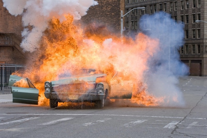 Những con số lô đề chính xác khi nằm mơ thấy xe hơi bị cháy